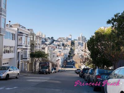 舊金山坡道