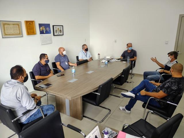Vander Lopes articula reunião entre Prefeitura e Itesp para discutir plano de regularização fundiária