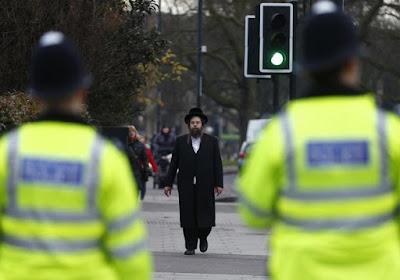 El antisemitismo se eleva en un 11% en el Reino Unido; grupo de vigilancia registra aumento de 62% en los incidentes antisemitas en Londres.
