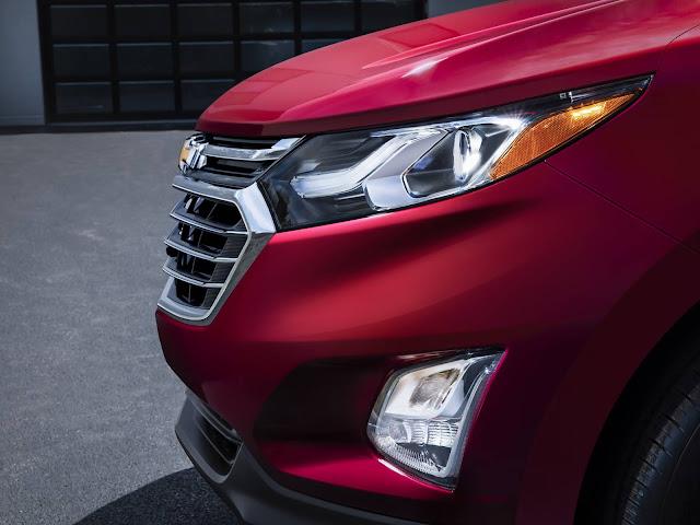 Novo Chevrolet Equinox 2018