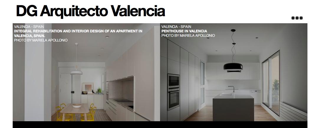 Dg arquitecto valencia en divisare dg arquitecto valencia - Trabajo arquitecto valencia ...