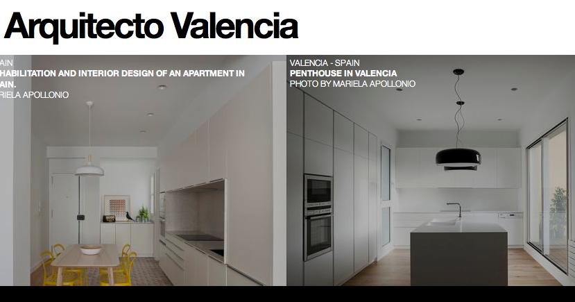 Dg arquitecto valencia en divisare dg arquitecto valencia for Arquitectos valencia