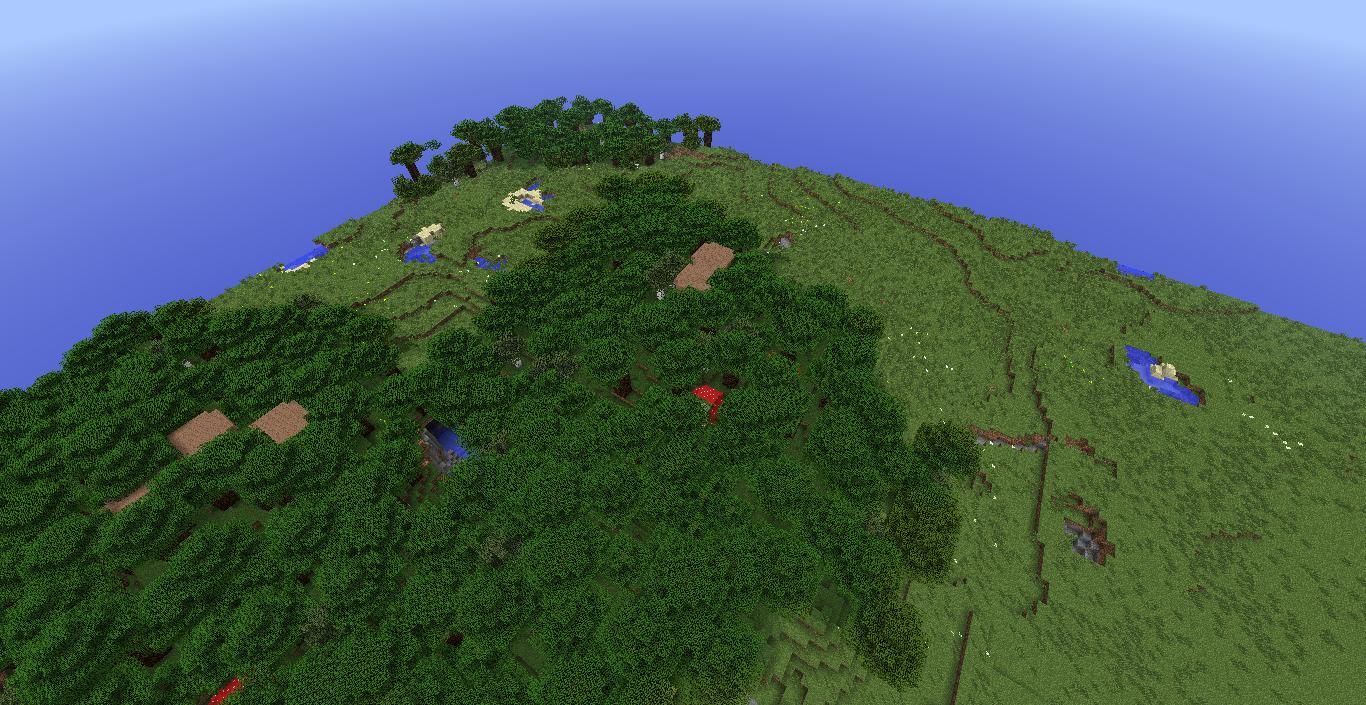 Minecraft Lab: Minecraft 1 7: Biome Update