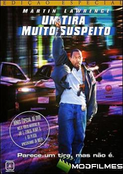 Capa do Filme Um Tira Muito Suspeito