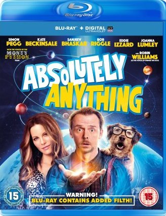 Absolutely Anything 2015 English 720p BRRip 750MB ESubs