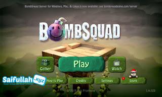 Game Bomb Squad