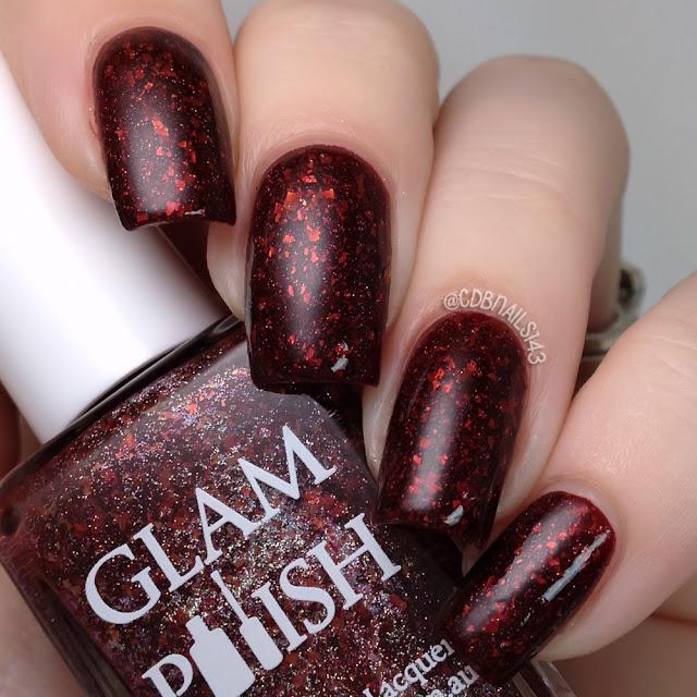 Glam Polish-Vampire Breath