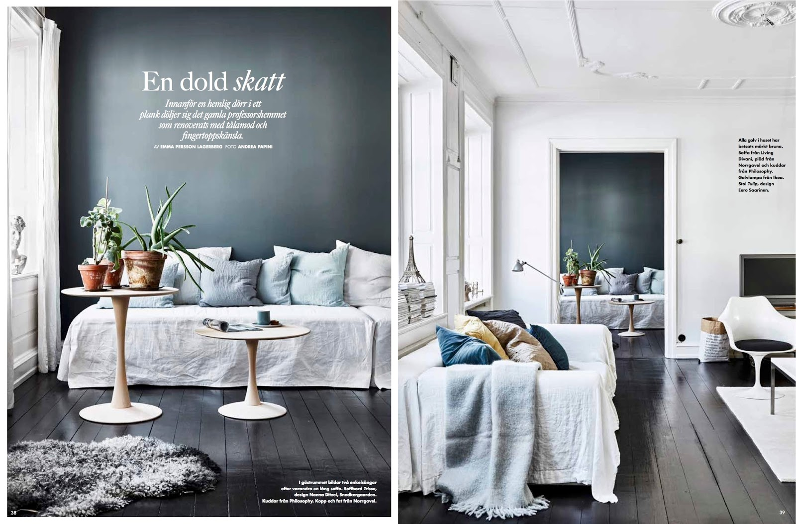 emma persson lagerberg: Elle Decoration