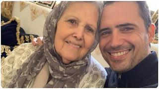 وفاة والدة الممثل المعروف ظافر العابدين
