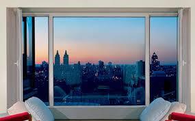 Modern Window Glass