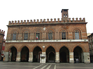 Palacio; Palace; Palais; Palazzo; Cremona; Cremone; Lombardia; Lombardy; Lombardie; Italia; Italy; Italie
