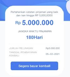 dana usaha apk pinjaman online galbay