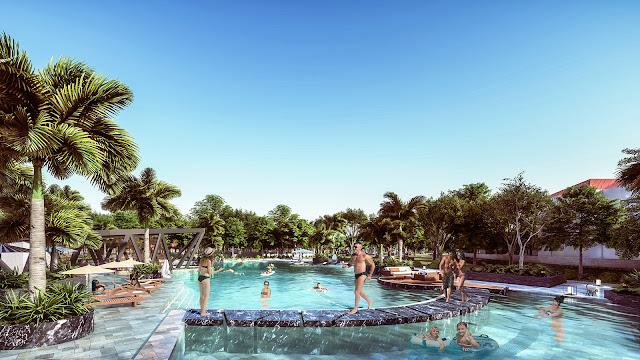 The Farosea Kê Gà - Hồ bơi