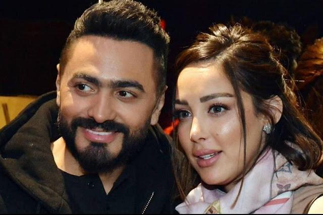 عاجل : رسميا طلاق بسمة بوسيل من زوجها تامر حسني 14.11.2020