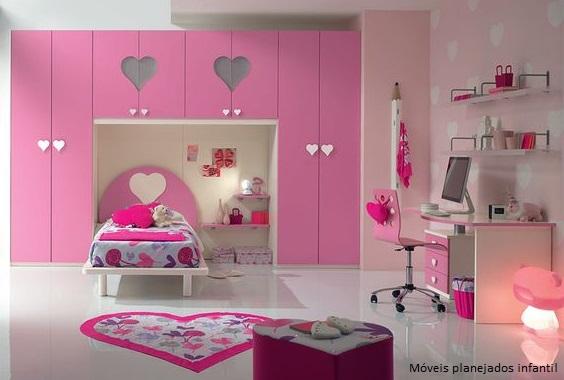 móveis planejados infantil