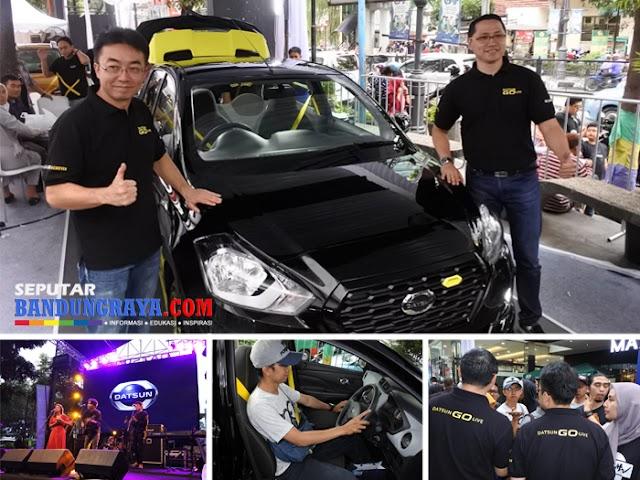 Datsun GO Live Special Version Diperkenalkan di Bandung