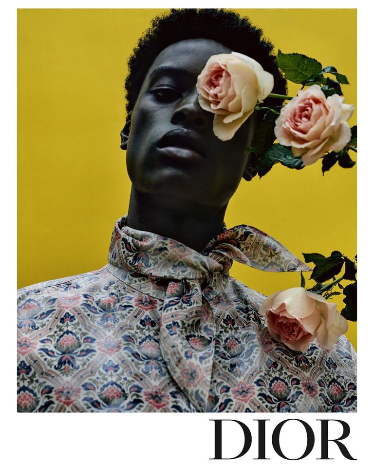 Dior Menswear Spring/Summer 2021 Campaign