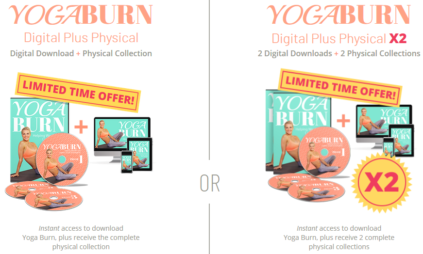 Yoga Burn - Ebook