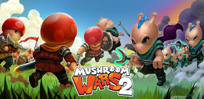 Mushroom Wars 2 APK + OBB Download