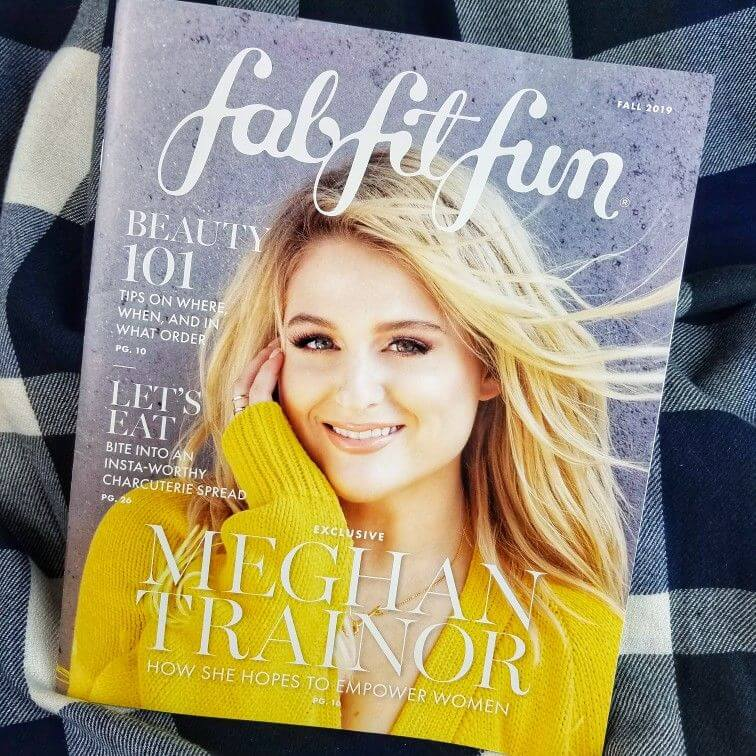 Check out My Very First Fab Fit Fun Seasonal Subscription Box for Fall - 2019 Mag 1