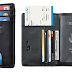 [DEAD]* HOT* Amazon: $2.40 for RFID Blocking Minimalist Leather Wallet & Passport Holder!