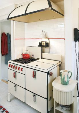 1930s kitchen cabinets