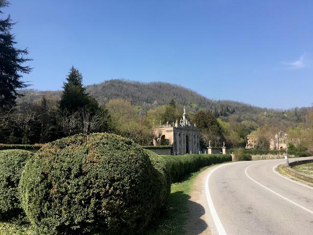 Colli Euganei Mototurismo Valsanzibio
