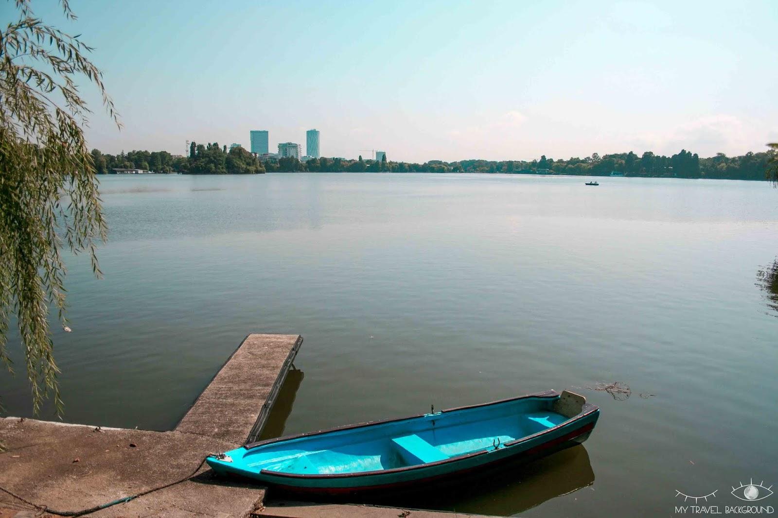 My Travel Background : 3 jours à Bucarest en Roumanie - Parc Herastrau