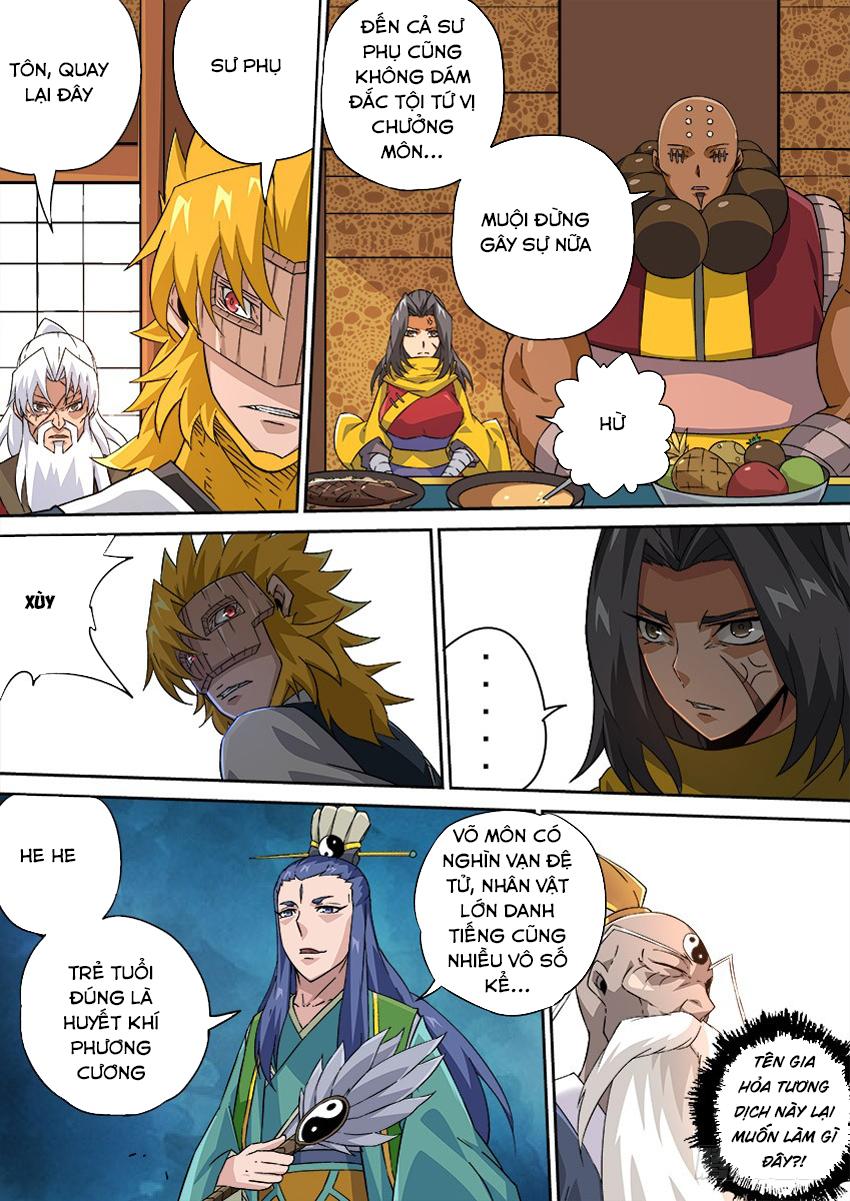 Quyền Bá Thiên Hạ Chapter 170
