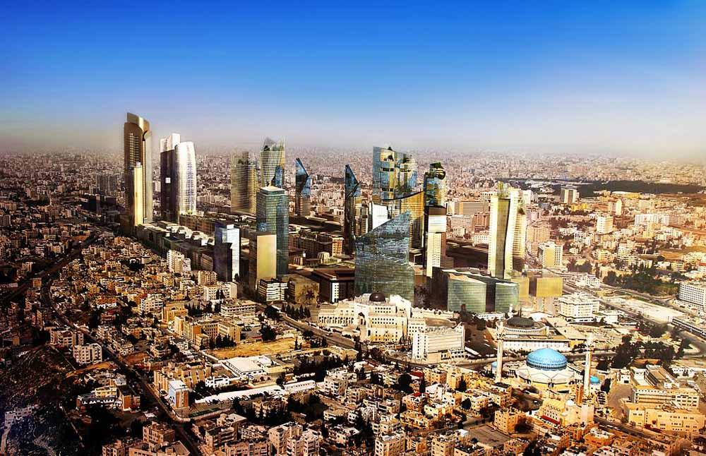 Amã | Capital da Jordânia