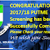 UNN 2017/18 SCREENING HAS BEEN SUCCESSFULLY COMPLETED