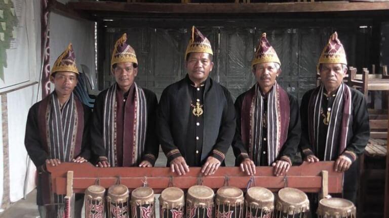 alat musik gendang sisibah dari sumut