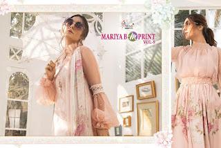 Shree Fab Mariya b m print vol 5 Pakistani Suits wholesale price