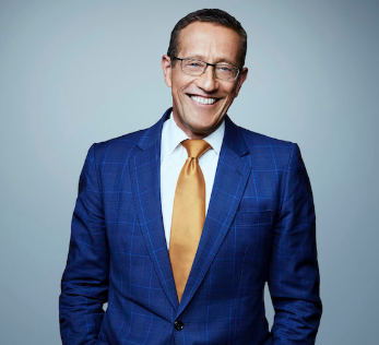 Richard Quest, host of CNN's Quest Means Business, has tested positive for the novel Coronavirus.