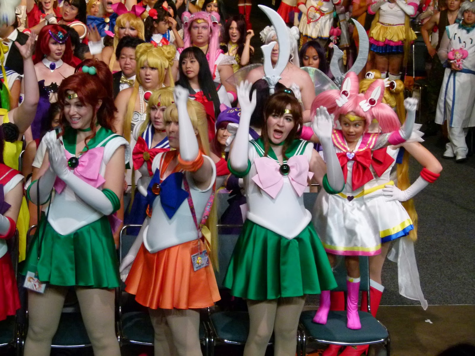 Things To Do In Los Angeles: Sailor Moon Multiplied The