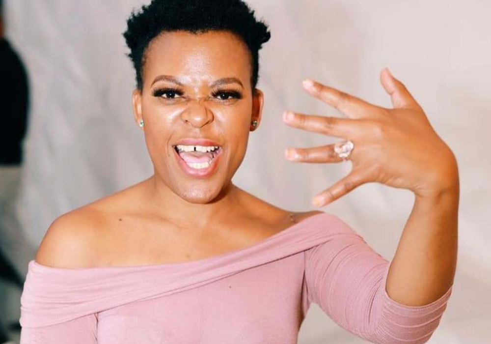 """""""Zodwa Called Me A B**ch and Shoved Me Around!"""""""