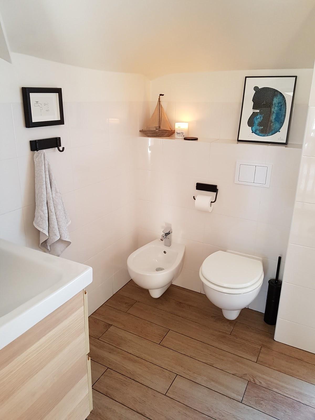 Odmieniona łazienka Magiczny Domek Bloglovin