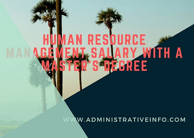 Human Resource Management Salary With a Master's Degree