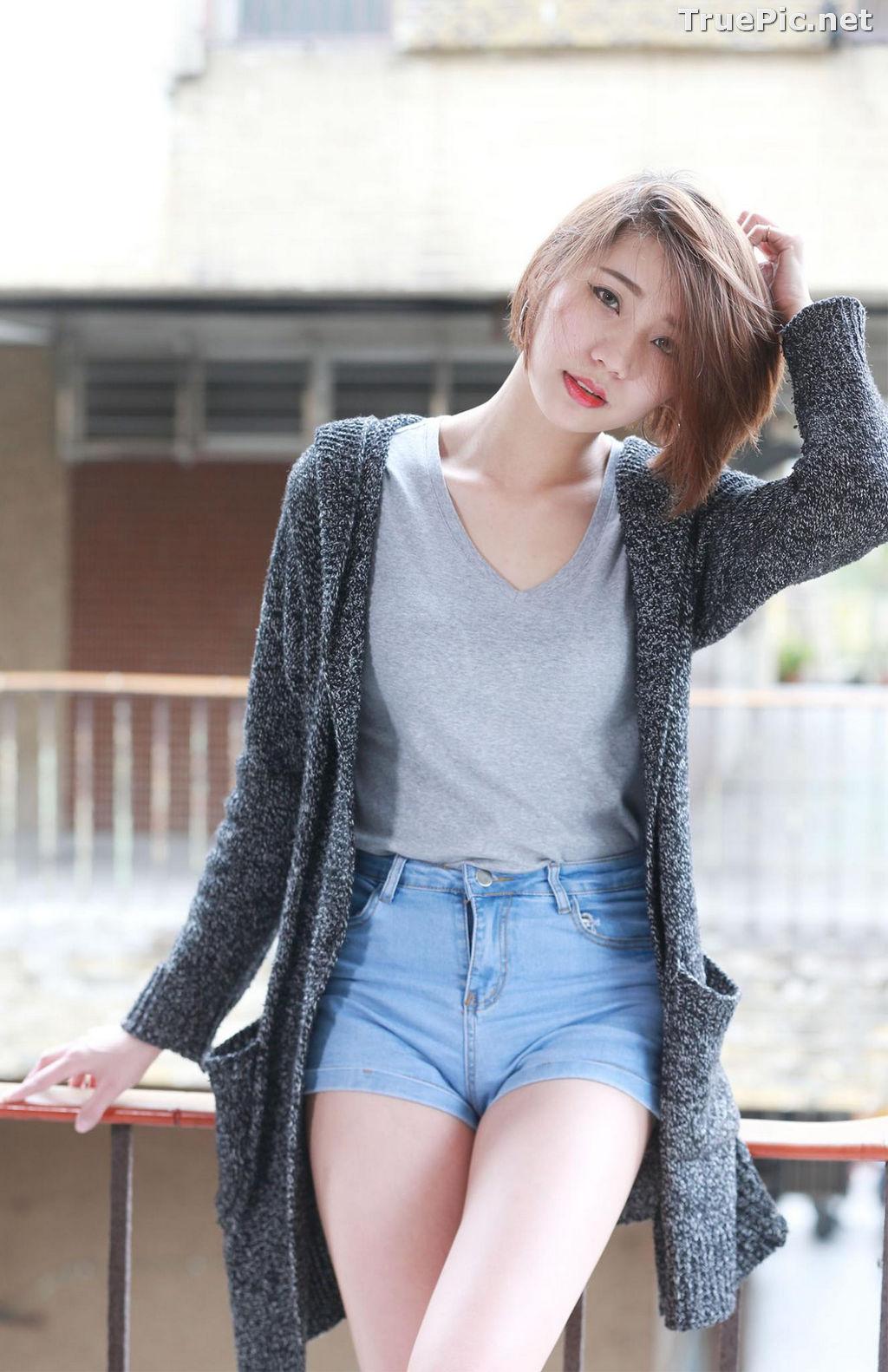 Image Pretty Taiwan Showgirl - 黃竹萱 - Beautiful Long Legs Girl - TruePic.net - Picture-5
