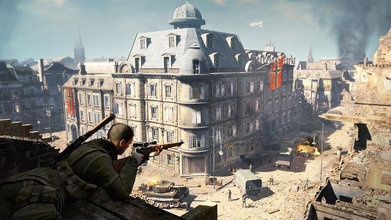 Sniper Elite V2 Remastered PC ESPAÑOL (CODEX) 7