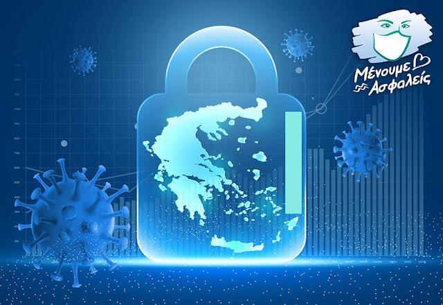 Δήμος Ερμιονίδας: Τηρούμε τα μέτρα, συνεχίζουμε ασφαλείς!
