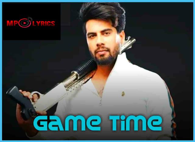 Game Time Song Lyrics Singga