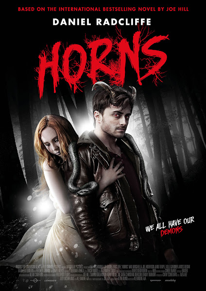 Poster of Horns 2013 Full Movie In [English DD5.1] 720p BluRay ESubs Download