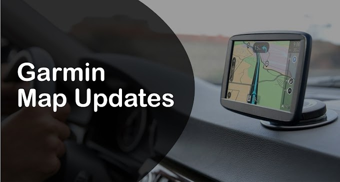 Easy Steps To Update Garmin GPS Map | Garmin Help