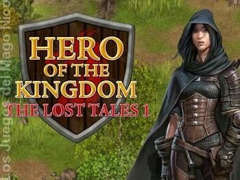 HERO OF THE KINGDOM: THE LOST TALES 1 - Vídeo guía del juego Y