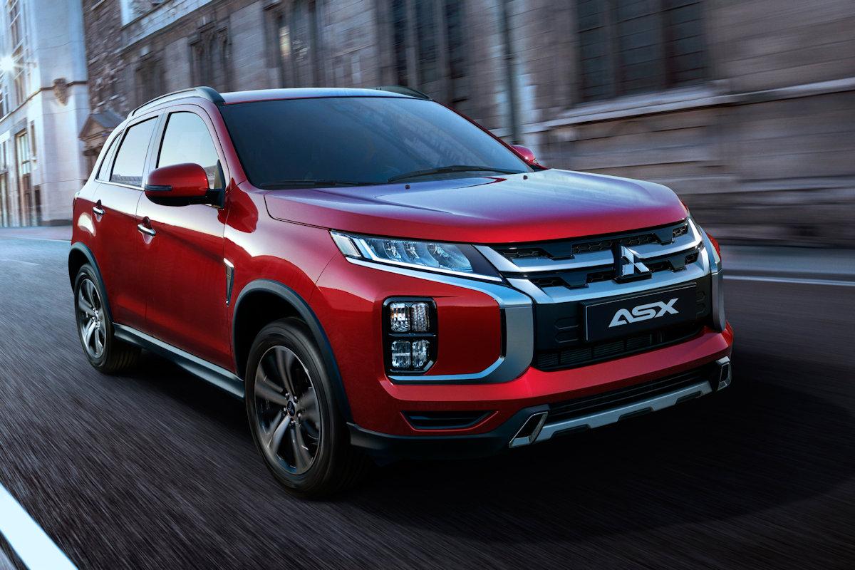 Updated 2020 Mitsubishi Asx Gets The Dynamic Shield