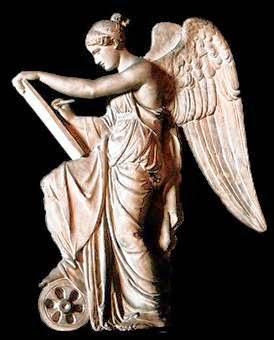 diosa Griega Némesis