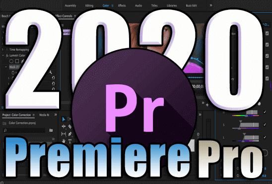 تحميل برنامج Adobe Premiere Pro 2020 v14.6.0.51 اخر اصدار مفعل مدى الحياة
