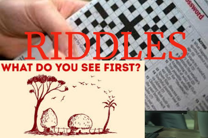 Riddles : Pengertian, manfaat dan contoh soalnya