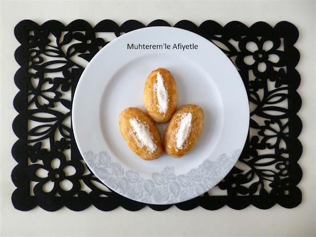 hindistan cevizli şekerpare tatlısı